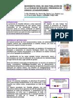 ESTUDIO DE LA MICROBIOTA ORAL DE UNA POBLACIÓN DE ESTUDIANTES DE LA CIUDAD DE ROSARIO. PRESENCIA DE HONGOS LEVADURIFORMES