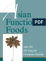 Asian Functional Foods - Shi, Ho, Shahidi