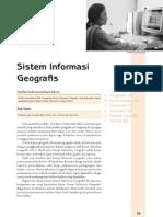3. Sistem Informasi Geografis