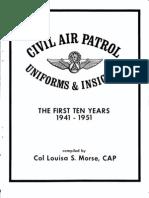 CAP Insignia & Uniforms I