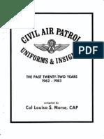 CAP Insignia & Uniforms III