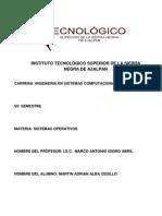 Sistemas de Archivos e Investigacion