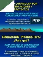 EDUCACION  PRODUCTIVA 2011