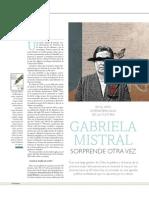La Panera-Gabriela Mistral Sorprende Otra Vez
