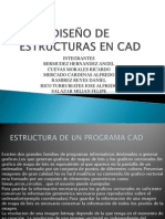 DISEÑO DE ESTRUCTURAS EN CAD 3IME3V