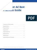 Page Post Best Practices