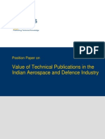 TWB Position Paper Aerospace and Defence Industry