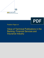 TWB Position Paper BFSI Industry