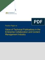 TWB Position Paper Enterprise Content Management Industry