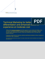 TWB Position Paper Technical Marketing Comms
