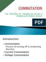 Commutation Techniques 1 Ppt