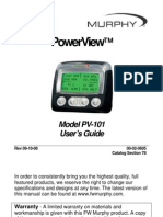 Murphy Powerview PV101