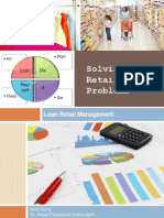 Retail Lean Management