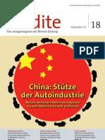 rendite - China