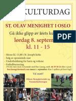 Kulturdag i St. Olav