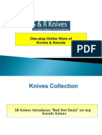 Srknives Best Deals Kitchen and Outdoor Knives