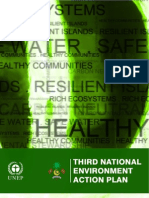 Third National Environment Action Plan