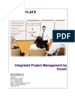 Integrated Project Management by Kovair