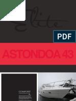2003 Astondoa 43 GLX United Kingdom