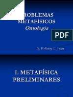 Problemas Metafisicos1