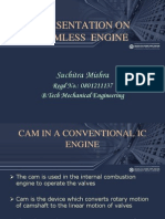 Camless Engine