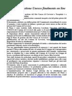 Piano Gestione Unesco._ Cerveteri