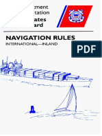 Inland Navigation Rules