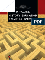 Innovative History Education - Exemplar Activities ENGLISH