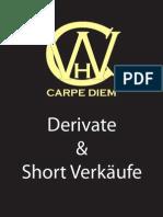 Derivate-Short-Verkäufe