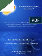 Nutrición neuronal