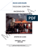 Apuntes Incendio