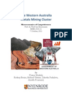 Australian Mining Cluster