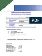 Informe Diario Onemi Magallanes 23.08
