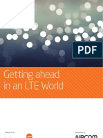 Getting ahead in a LTE world