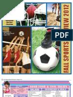 12 Fall Sports