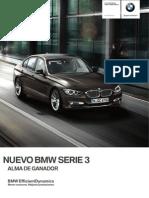 Lista Precios BMW Serie3 Berlina