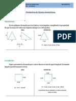 Áreas y Perímetros de Figuras Geométricas