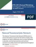 Nawrs Nasta Workshop, Ntjn, August 2012v2