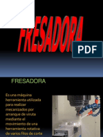 16. fresadoras