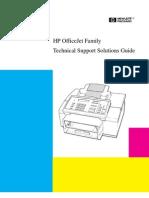 HP Officejet Service Man