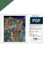 Flood Map of CDO (Sendong)