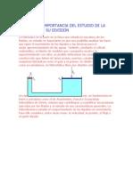 HIDRAULICA FISICA TEORICA