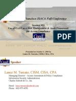 S23 COBIT Framework Access Compliance