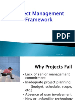01 & 02 PM Framework