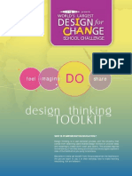 Design Thinking Toolkit