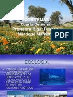 Ecosistemas y Cadenas Troficas