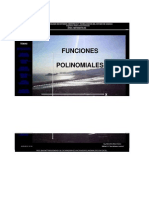 Graficadora de Funciones Polinomiales