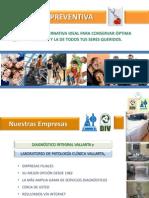 Chequeos Médicos Preventivos - ARGUMENTOS - TEXTO REDUCIDO -