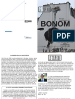 Le MUR // Bonom