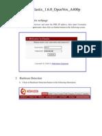 Install Elastix 1.6.0 OpenVox A400p En